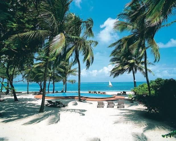 malindi beach kenya