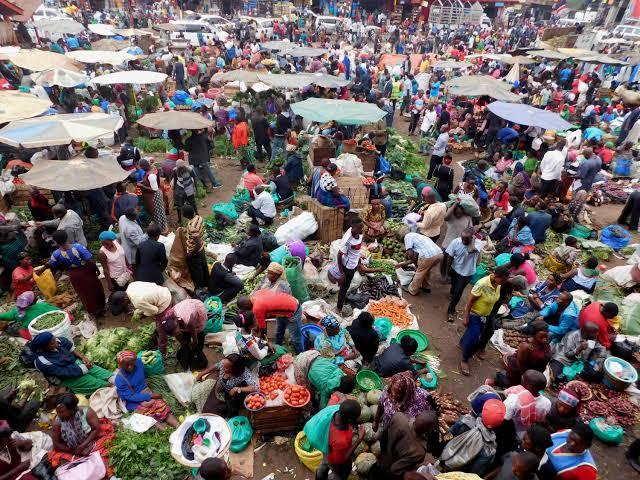 Owino market 2