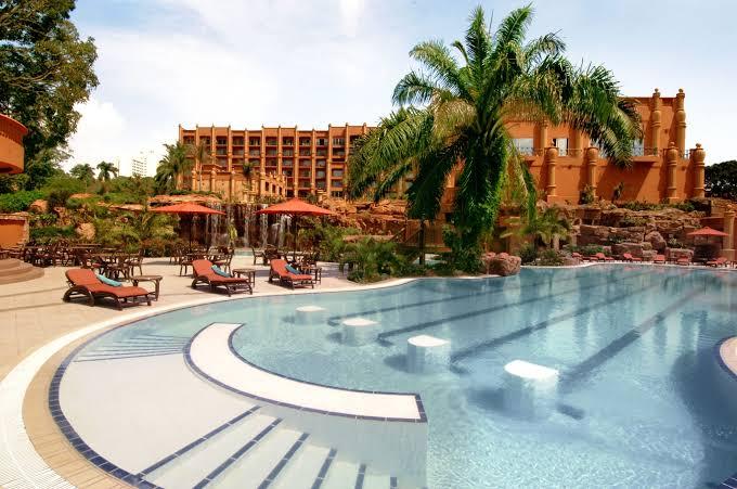 serena hotel kampala