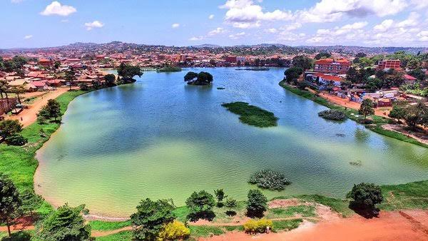 kabaka's lake