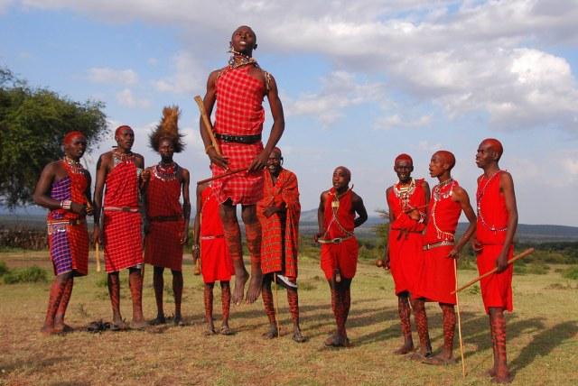 masai dance 2